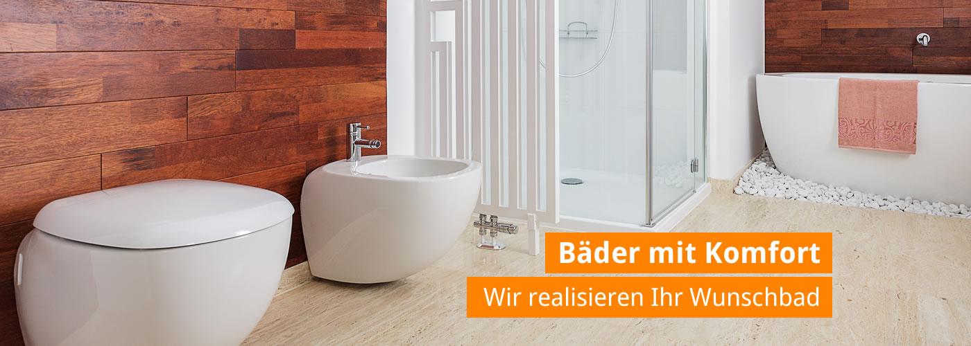 Exklusive Luxusbäder Düsseldorf - Mey Haustechnik